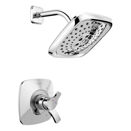 Medium Of 2 Handle Shower Faucet