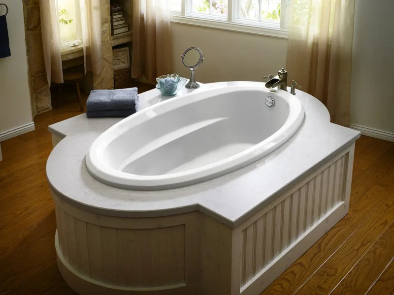 Large Of Drop In Tub