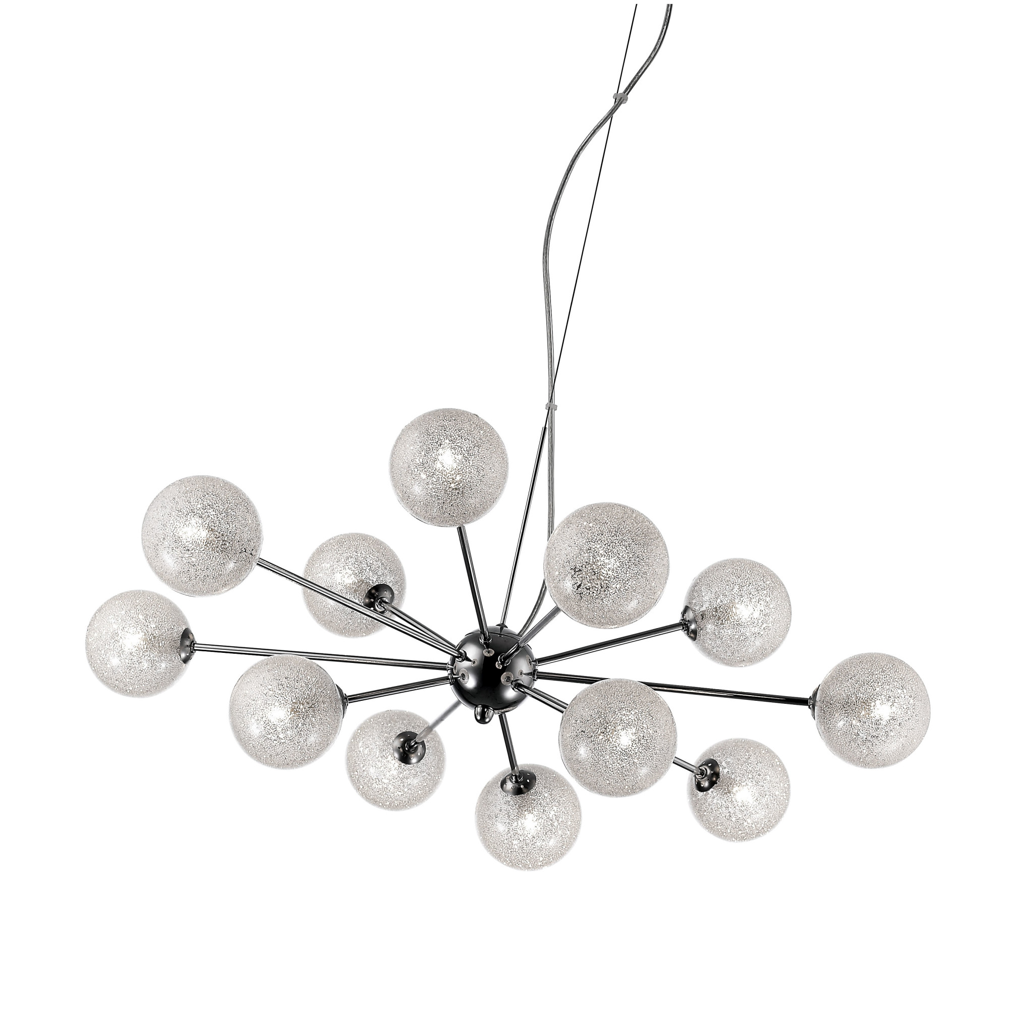 Chandelier Height 10 Foot Ceiling Details About Access Lighting 62327 Ch Clr Opulence 12 Light 31