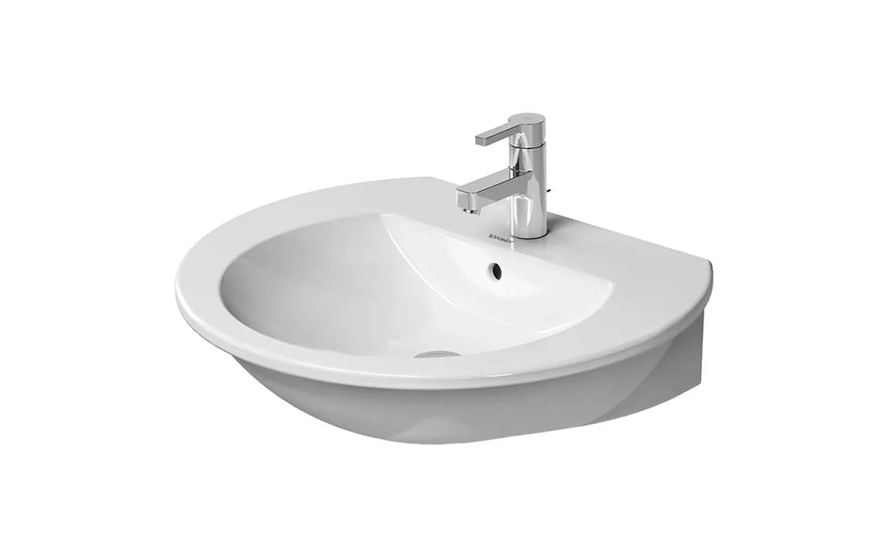 Faucetcom 2621650030 In White By Duravit