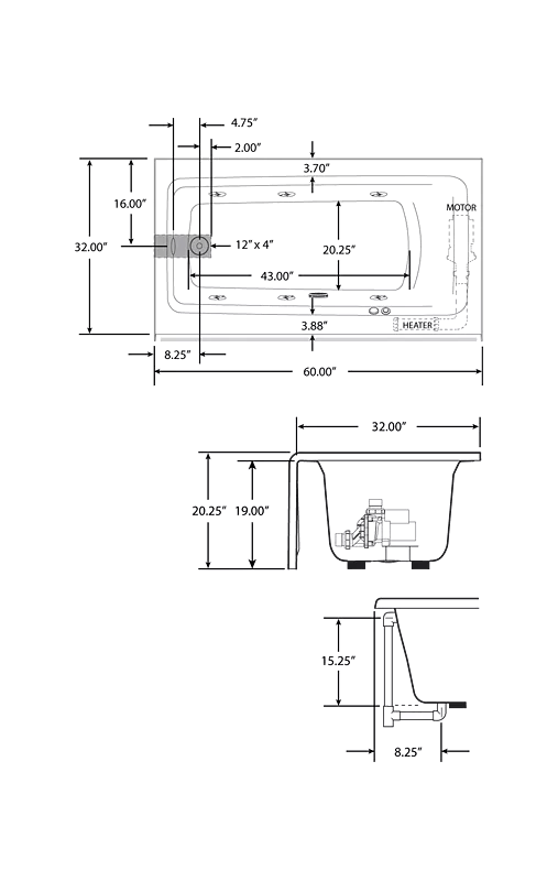 wiring diagram for whirlpool tub