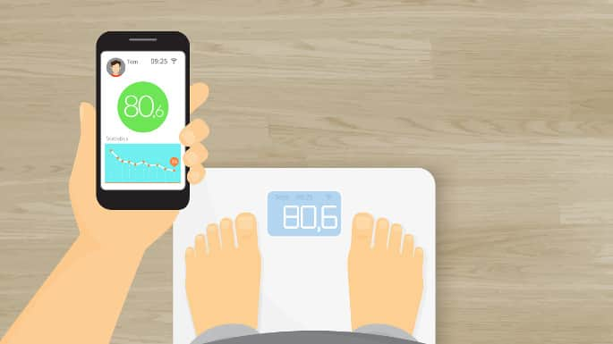 5 Healthy Weight Loss Apps