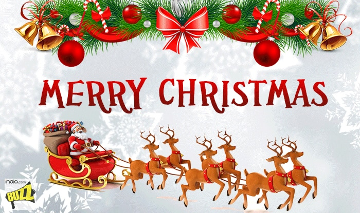 Christmas 2017 Wishes Best WhatsApp Messages, Facebook Status, SMS