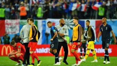 FIFA World Cup Semifinals 2018: France vs Belgium Highlights, France Win 1-0 to Book a Place in ...