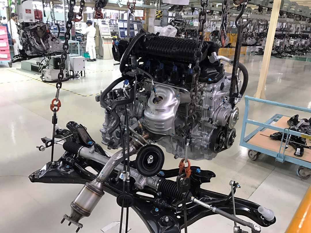 Litre Diesel Honda Cars India To Manufacture 1 6 Litre Diesel Engine For Export