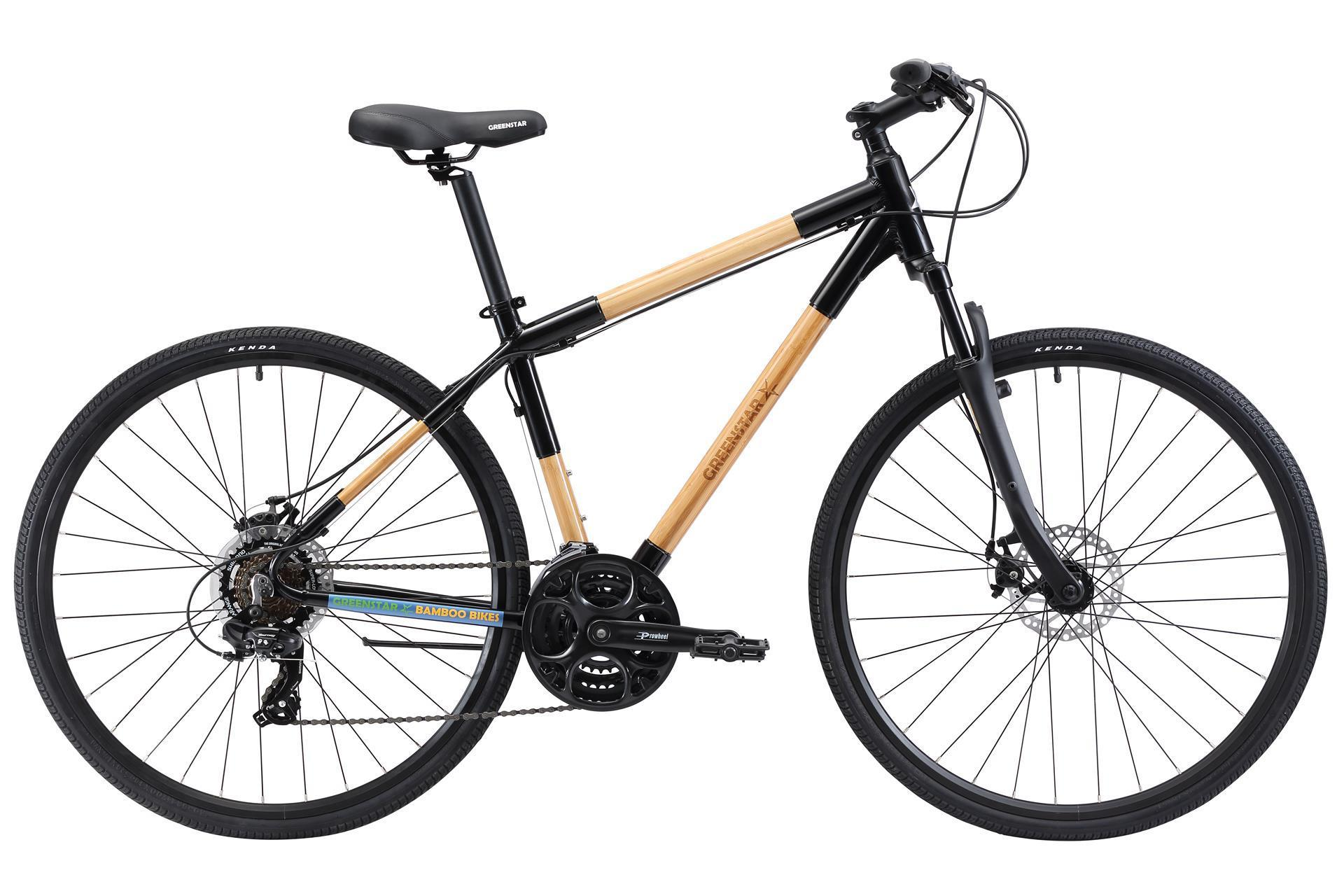 Hybrid Bicycles Eco Friendly Bamboo Bike Hybrid Bicycle