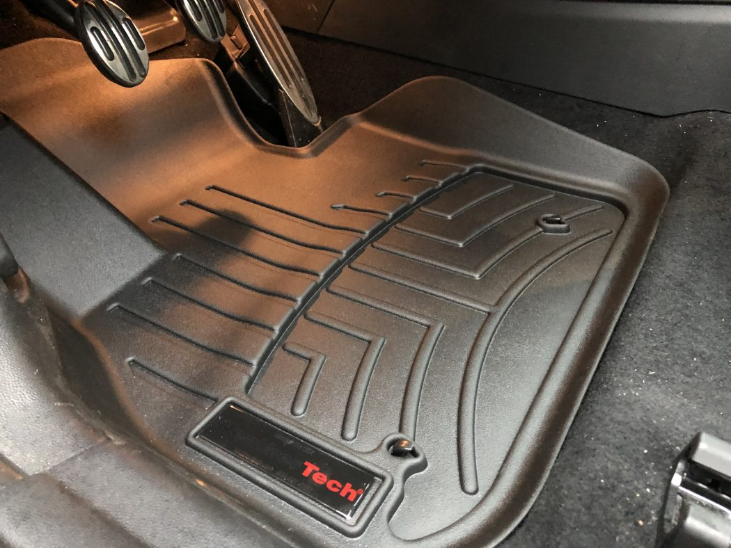 Garage Floor Mats Winter Weathertech Floor Mats Reviewed Are These The Ultimate Mats For