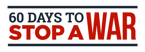 Visit www.60daystostopawar.com