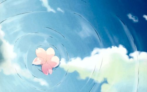Falling Cherry Blossoms Wallpaper ᑕᕼeᖇᖇy ᗷᒪoᔕᔕoᗰᔕ Anime Amino