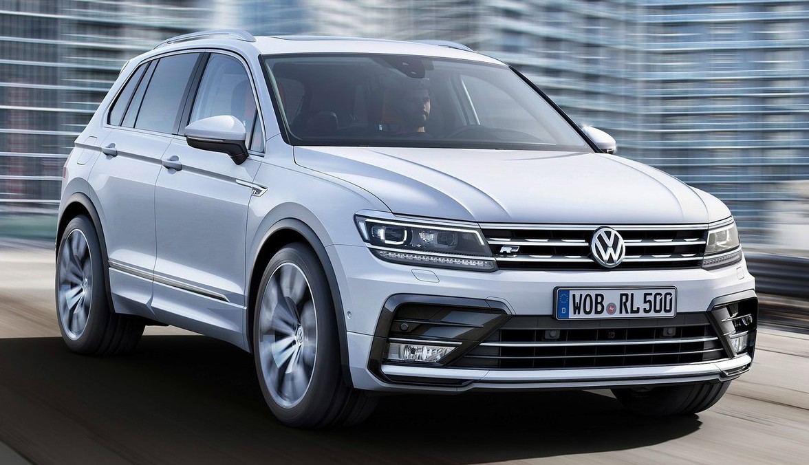 New Volkswagen Tiguan Unveiled Auto Electrical Wiring Diagram