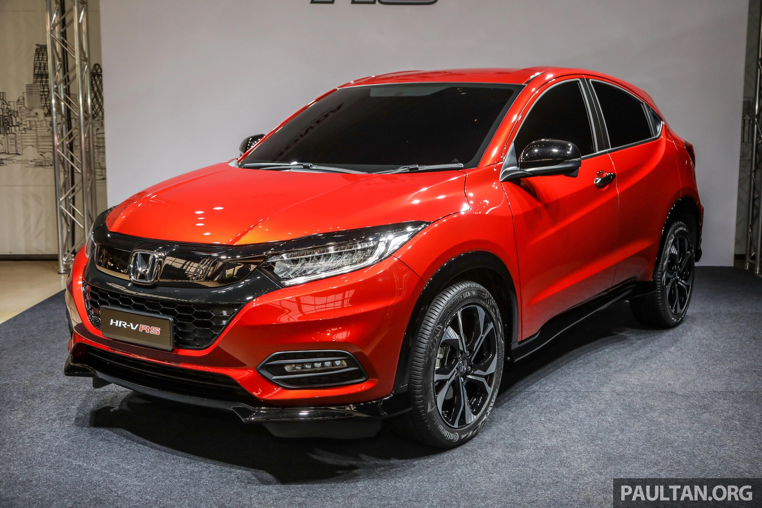 What Car Honda Hrv 2018 Honda Hr V Facelift Open For Booking In Malaysia New Rs