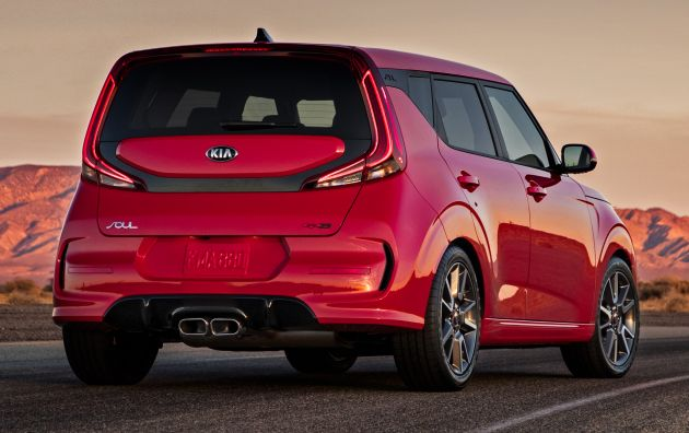 2020 Kia Soul Debuts With 201 Hp Turbo And Ev Models