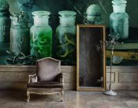 Preserves  Vintage - Living room - Wall Murals  Pixers ...