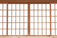 texture of Japanese sliding paper door Shoji Wall Mural ...