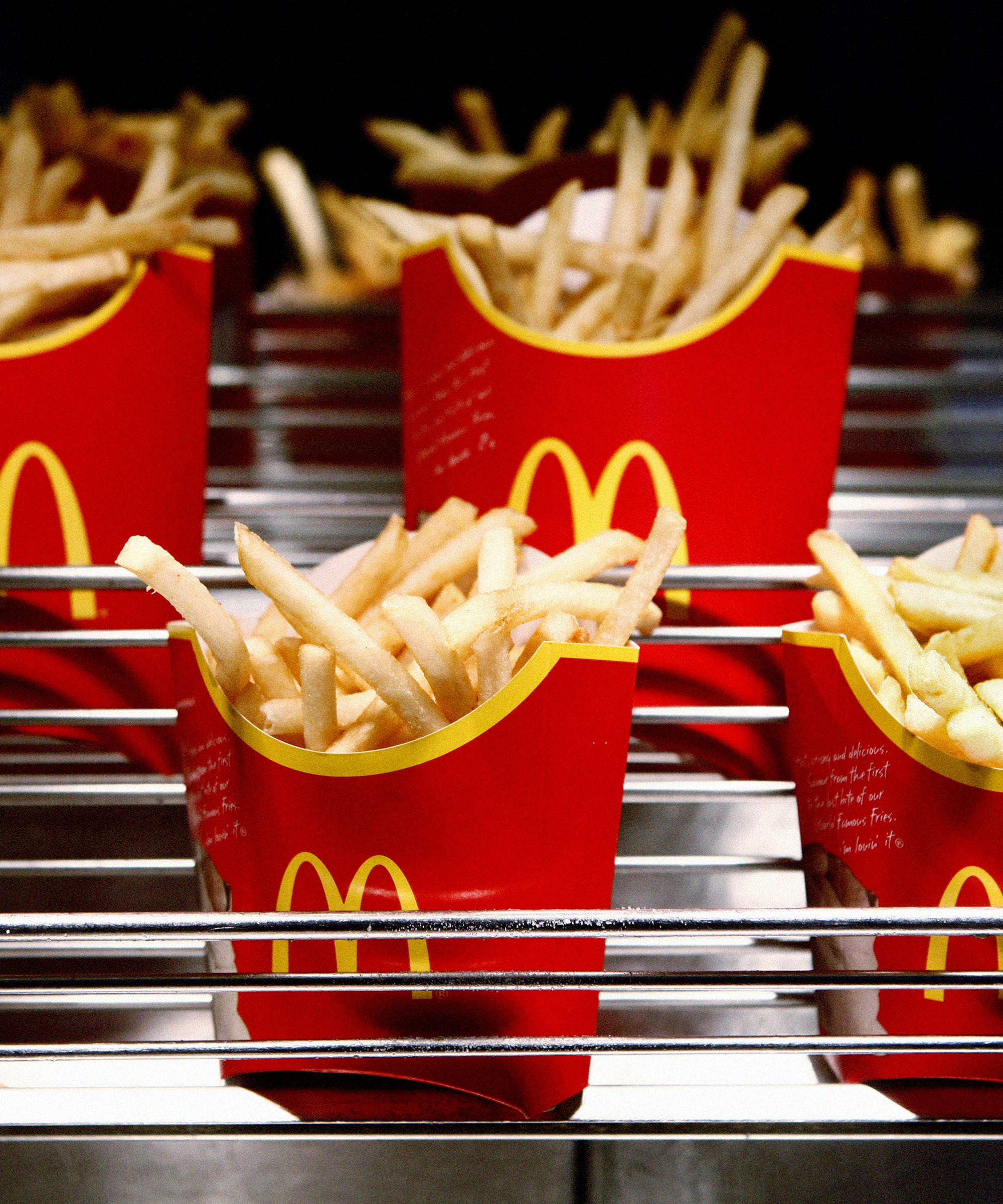 Fullsize Of Mcdonalds Rainbow Fries