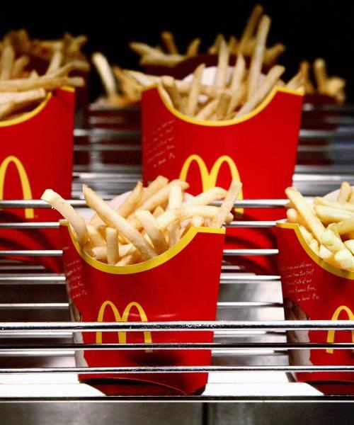 Medium Of Mcdonalds Rainbow Fries
