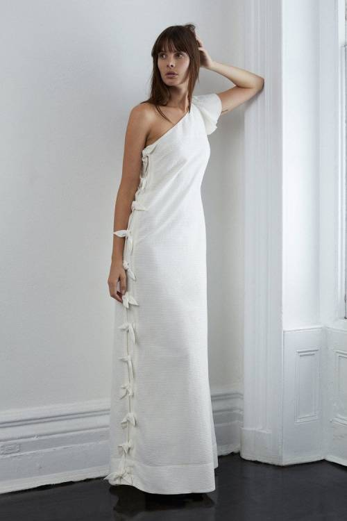 Medium Of Non Traditional Wedding Dress