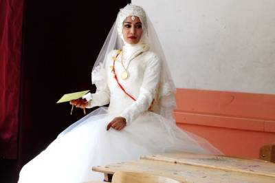 Wedding Dresses Around The World, Different Cultures