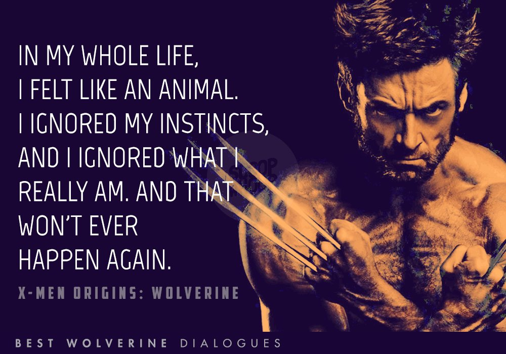 Saw Movie Wallpaper Quotes These 10 Wolverine Dialogues Will Make You Want To Go On