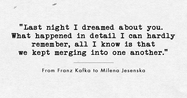 15 Steamy Love Letters By Famous Authors That Are Better Than