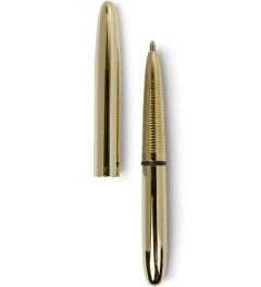 Fisher Space Pen Gold Titanium Nitride Bullet Space Pen Model Picutre