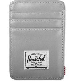 Herschel Supply Co. Silver Raven 3M Cardholder Picutre