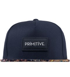 Primitive Navy Eastern Snapback Cap Picutre