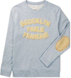 BWGH Blue/Yellow Brooklyn Parle FR2 Sweater Picutre