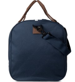 Herschel Supply Co. Navy/Tan Ravine Duffle Bag Model Picutre