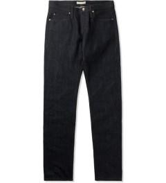 The Unbranded Brand UB122 Skinny 11oz Indigo Selvedge Jeans Picutre