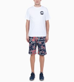 UNYFORME Navy Ceremony Shorts Model Picutre