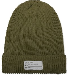FUCT SSDD Olive Cotton Watch Cap Picutre