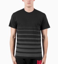ICNY Black Gradient T-Shirt Model Picutre