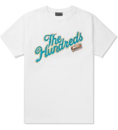 The Hundreds White Poolside T-Shirt Picutre