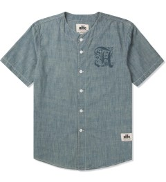 ALIFE Prison Blue Baseball Shirt Picutre