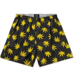 HUF Charcoal Plantlife Boxers Picutre