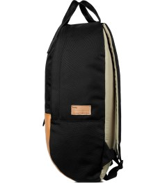 Buddy Black Ear Long BFF Backpack Model Picutre