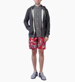 Stussy Red Paradise 8.5 Trunk Model Picutre