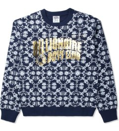 Billionaire Boys Club Peacoat L/S Counter Measures Sweater Picutre