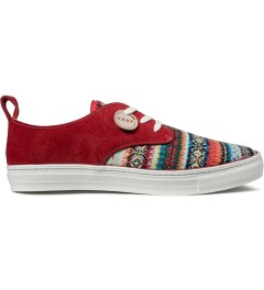 Buddy Chup x Buddy Red Corgi Low Chup Shoes Picutre