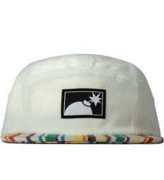 The Hundreds White Off Guide 5-Panel Cap Picutre