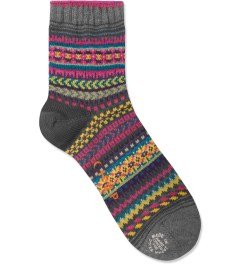 CHUP Grey Rabinal Socks Picutre