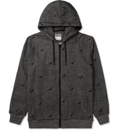 Staple Charcoal Repeat Pigeon Hoodie Picutre