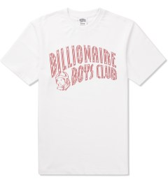 Billionaire Boys Club White S/S Milk & Sugar T-Shirt Picutre