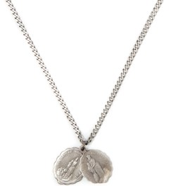 Miansai Silver Saints Necklace Picutre