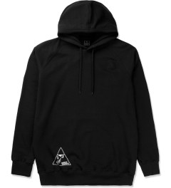 A Cut Above Black Pyramid Pullover Hoodie Picutre