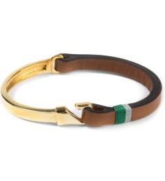 Miansai Brown Mav Brass Bracelet Picutre