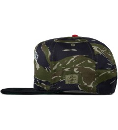 Acapulco Gold Tiger Stripe Camo Ace In The Hole 5-Panel Snapback Cap Model Picutre