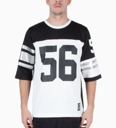 Hall of Fame Black/White LT New Vintage Jersey Model Picutre