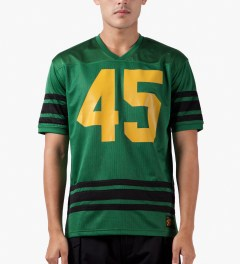 10.Deep Green Icons Jersey Model Picutre